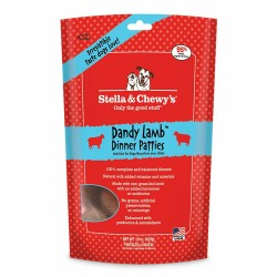 Stella & Chewys-Freeze-Dried Dandy Lamb Dinners For Dogs - 15oz