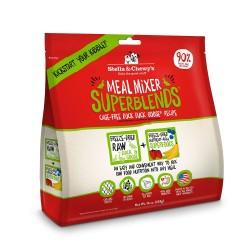 Stella & Chewys Dog Freeze Dried Super Blends Mixer Duck 3.25oz