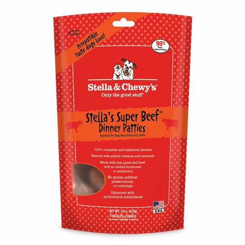 Stella's Super Beef Dinner (15oz.) - Freeze-Dried