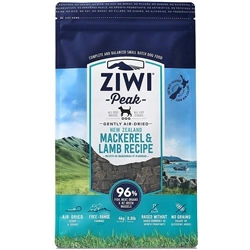 Ziwipeak Dog Air-Dried Mackerel And Lamb 2.2lbs