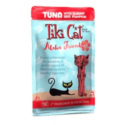Tiki Pets Cat Aloha Tuna Shrimp 3 Oz