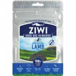 ZiwiPeak Good-Dog Lamb Jerky Dog Treats, 3-oz