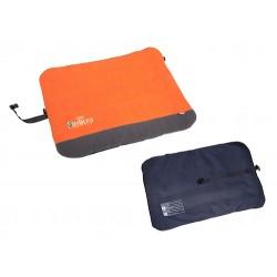 Orange Helios Combat-Terrain Outdoor Cordura-Nyco Travel Folding Dog Bed